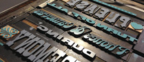 Antique Wood Type